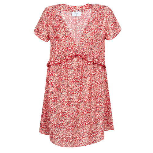 Clothing Women Short Dresses Betty London MARIDOUNE Red