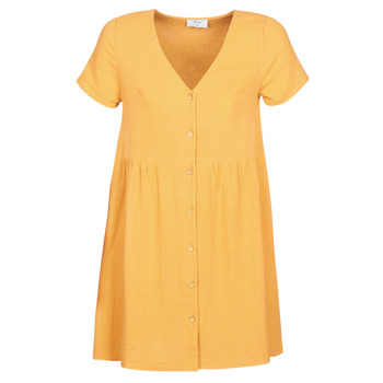 Clothing Women Short Dresses Betty London MARDI Yellow