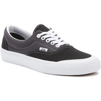 Shoes Men Fitness / Training Vans 2-Tone Era TC Mens Black / Dark Grey Trainers Black