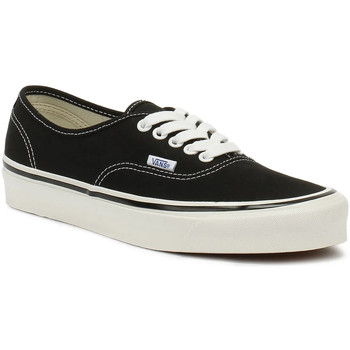 Shoes Fitness / Training Vans Anaheim Factory Authentic 44 DX Black Trainers Black
