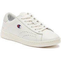 Shoes Men Fitness / Training Champion Court Club Low Mens White Trainers White