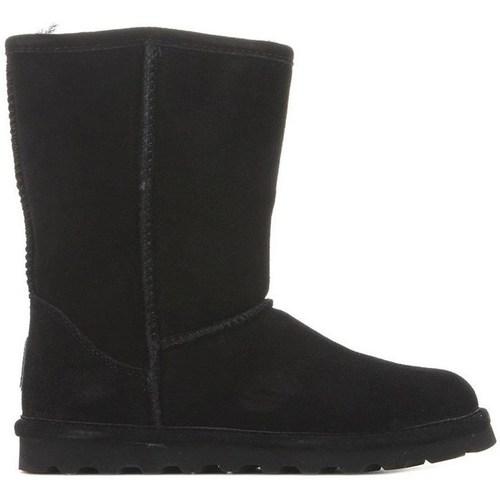 Shoes Women Derby Shoes & Brogues Bearpaw Elle Black