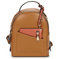 Bags Women Rucksacks Moony Mood  Cognac