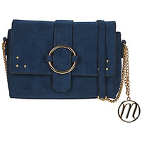 Bags Women Shoulder bags Moony Mood  Marine