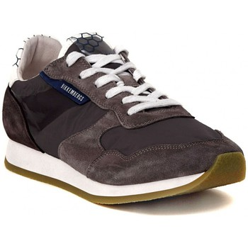 Bikkembergs  ENDURANCE GREY  mens Shoes (Trainers) in multicolour