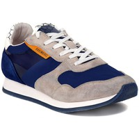 Shoes Men Low top trainers Bikkembergs ENDURANCE BLU    153,1