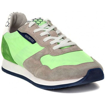Bikkembergs  ENDURANCE GREEN  mens Shoes (Trainers) in multicolour