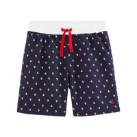 Clothing Boy Trunks / Swim shorts Petit Bateau FOCO Blue