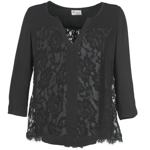 Clothing Women Tops / Blouses Stella Forest STIRPIA Black