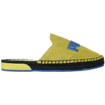 Shoes Women Flip flops Puma X Fenty Rihanna Espandrille Yellow