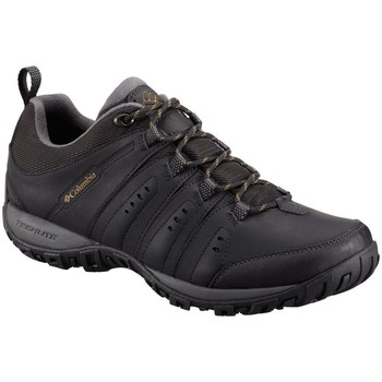 Shoes Men Fitness / Training Columbia Woodburn II Waterproof Black