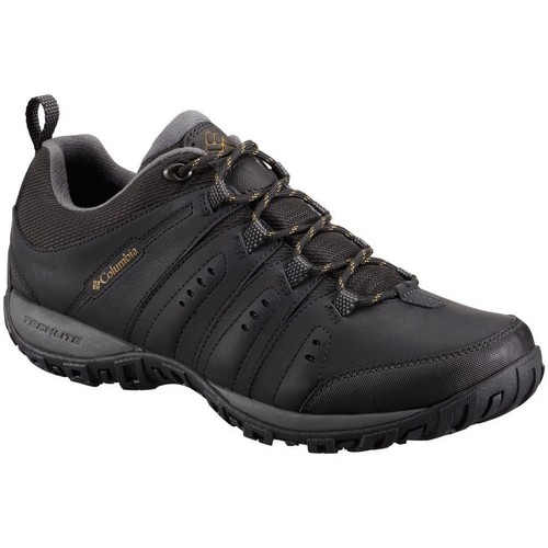 Shoes Men Fitness / Training Columbia Woodburn II Waterproof Black