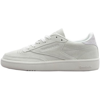 Shoes Women Low top trainers Reebok Sport W Club C 85 Cream