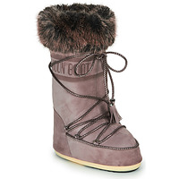 Shoes Women Snow boots Moon Boot MOON BOOT VELVET Mauve