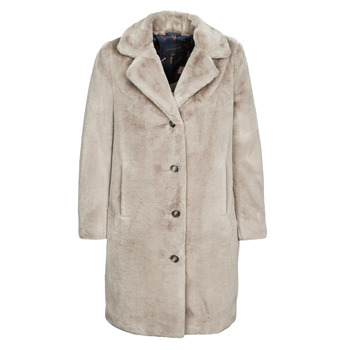 Clothing Women Coats Oakwood CYBER Taupe