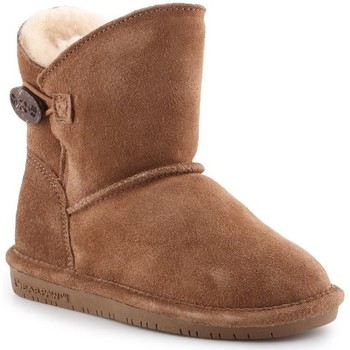 Shoes Children Snow boots Bearpaw Rosie Youth Brown