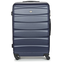 Bags Hard Suitcases David Jones CHAUVETTINI 107L Marine