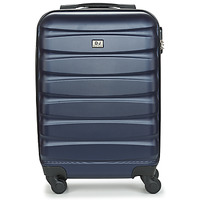 Bags Hard Suitcases David Jones CHAUVETTINI 40L Marine