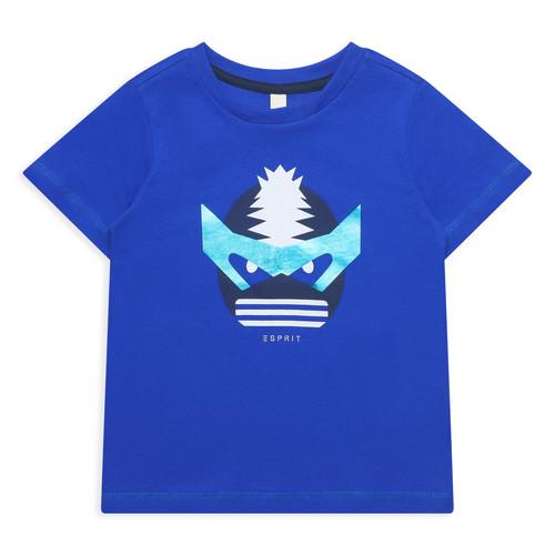 Clothing Girl short-sleeved t-shirts Esprit ENORA Blue