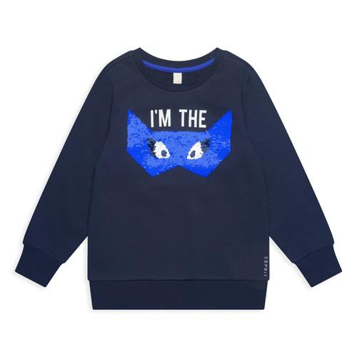 Clothing Girl sweaters Esprit ELONA Marine