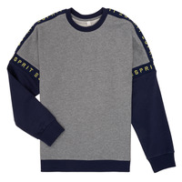 Clothing Girl Sweaters Esprit ELISEE Grey