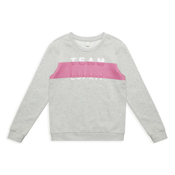 Clothing Girl sweaters Esprit FREDERICK Grey