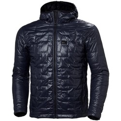 Clothing Men Jackets Helly Hansen Lifaloft Hooded Insulator Jacket Navy blue