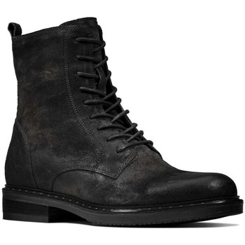 Shoes Women Mid boots Clarks Jenna Lace Womens Lace Biker Boot black