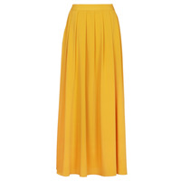 Clothing Women Skirts Betty London MERCI Yellow