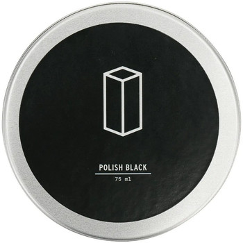 Shoe accessories Shoepolish Tower London Black Beeswax Polish (75ml) Black
