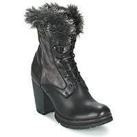Shoes Women Ankle boots Bunker ACE MAJA Black