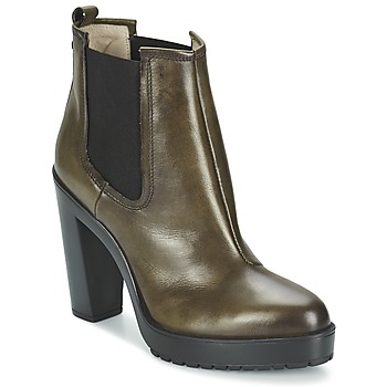 Shoes Women Shoe boots Diesel CHARON Brown