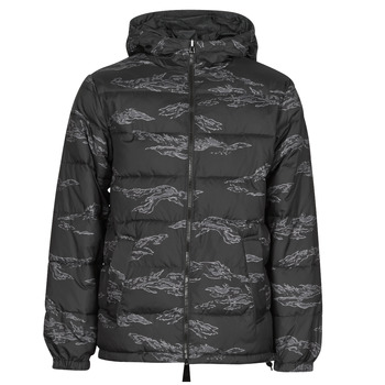 Clothing Men Duffel coats Vans MN HATLEN MTE Black