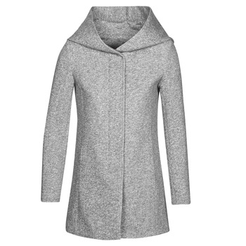 Clothing Women coats Moony Mood SOLINE Grey