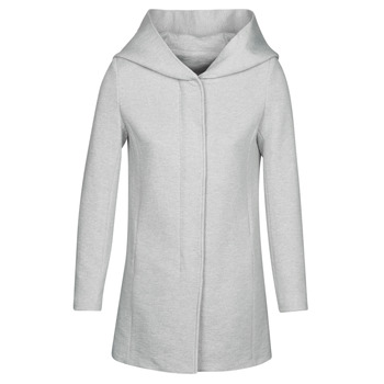 Clothing Women Coats Moony Mood ADELINE Grey / Clear