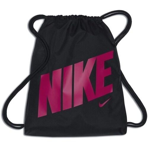 Bags Rucksacks Nike Sportswear BA5262 016 Black, Pink