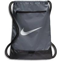 Bags Rucksacks Nike Brasilia Grey