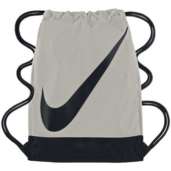 Bags Rucksacks Nike Gym Sack 30 White,Black