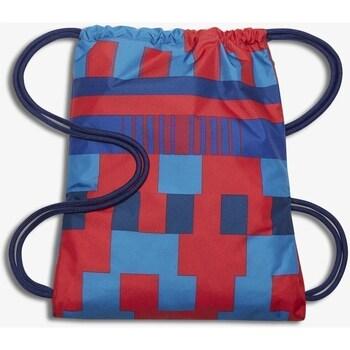 Bags Rucksacks Nike FC Barcelona Red, Light blue