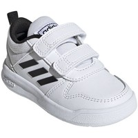 Shoes Children Low top trainers adidas Originals Tensaur I White