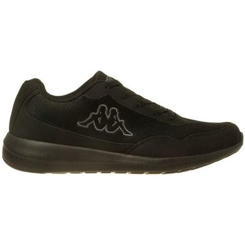 Shoes Men Low top trainers Kappa Follow OC M Black