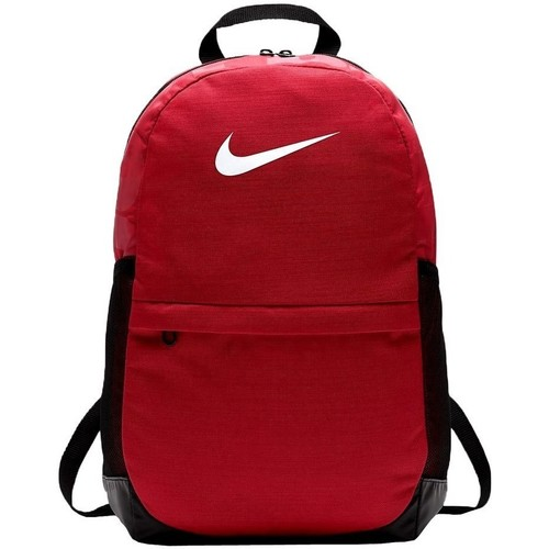 Bags Rucksacks Nike Brasilia Red