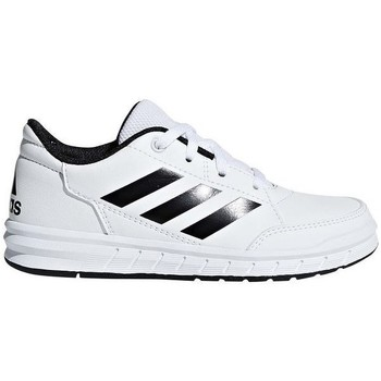 Shoes Children Low top trainers adidas Originals Altasport K White