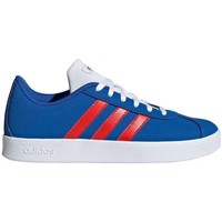 Shoes Children Low top trainers adidas Originals JR VL Court 20 Navy blue