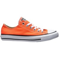 Shoes Women Low top trainers Converse Chuck Taylor All Star Orange