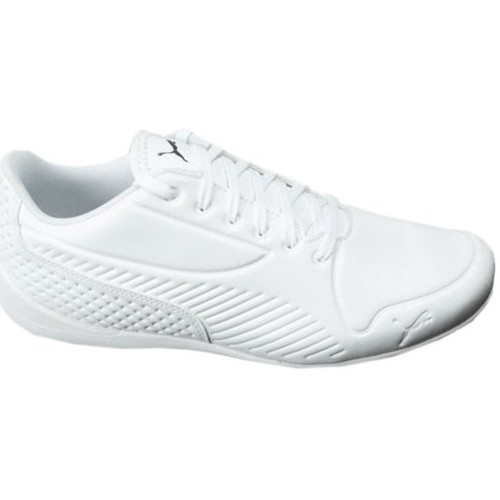Shoes Men Low top trainers Puma Drift Cat 7S Ultra White