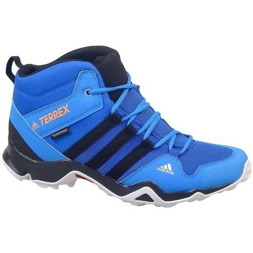 Shoes Children Hi top trainers adidas Originals Terrex AX2R Mid CP