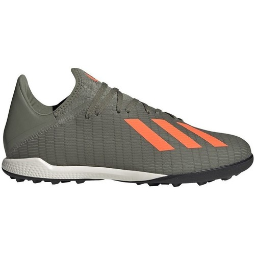 Shoes Men Low top trainers adidas Originals X 193 TF Grey