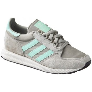 Shoes Women Low top trainers adidas Originals Forest Grove W Grey