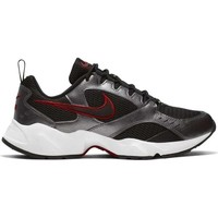 Shoes Men Low top trainers Nike Air Heights Black, Silver